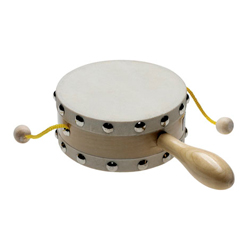 Stagg SDD-1004 Damroo Drum 4""