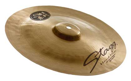 Stagg SH-CH12R China Regular 12''