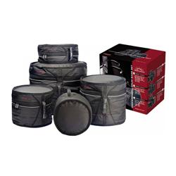 Stagg SPBS-3 PACK5 DELUXE Schlagzeugtaschensatz