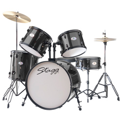 Stagg TIM222 BK Drum Set