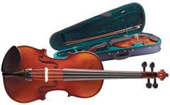 Stagg VN-1/2 Violine inkl. Softcase