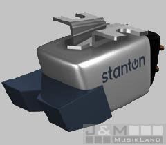 Stanton 400V3 Phono System