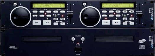 Stanton C.500 Doppel CD Player