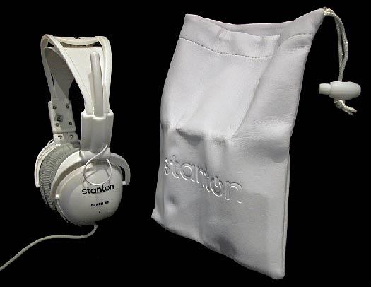 Stanton DJ-Pro-60W Headphone weiss