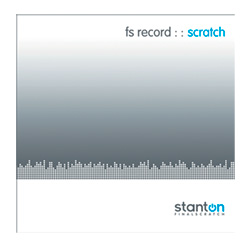 Stanton Final Scratch Timecode Vinyl 125g