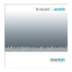 Stanton Final Scratch Timecode Vinyl 125g