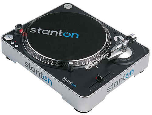 Stanton T.60 Plattenspieler