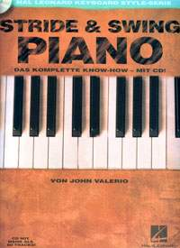 Stride & Swing Piano (dt.), John Valerio HL311033