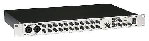 Studiomaster C3X 1HE Rackmixer mit FX