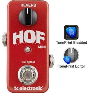 TC Electronic Hall Of Fame Mini Reverb