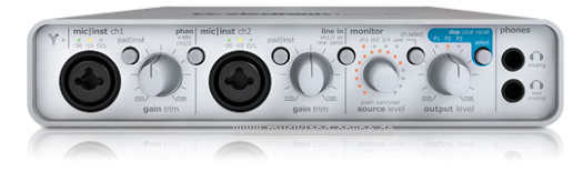 TC Electronic Konnekt 24d Firewire Audiointerface