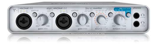 TC Electronic Konnekt 24d Firewire Audiointerface