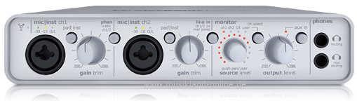 TC Electronic Konnekt 8 Firewire Audiointerface