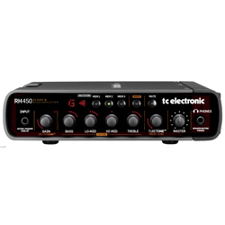 TC Electronic RH 450 Bass Head