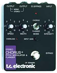 TC Electronic SCF Effekt Chorus/Flanger