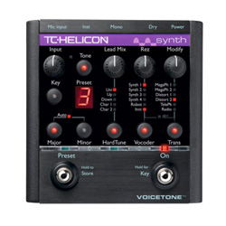 TC Electronic VoiceTone Synth
