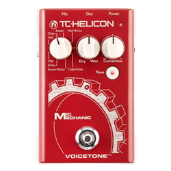 TC Helicon Voice Tone Mic Mechanic - ohne OVP