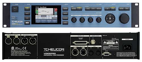 TC Helicon VoicePro