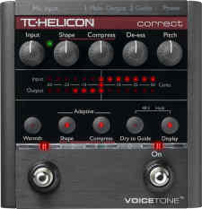 TC Helicon VoiceTone Correct