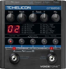 TC Helicon VoiceTone Create