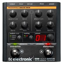 TC Electronic Nova Drive Effektgerät