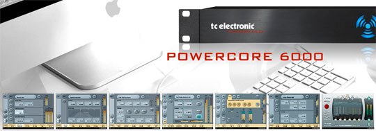 TC Electronic Powercore 6000