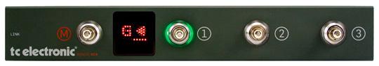 TC Electronic RC4 Floor Controller für RH450