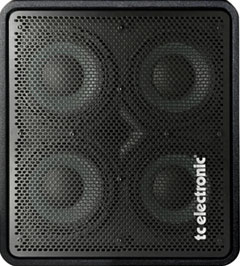 TC Electronic RS410 Bass Box