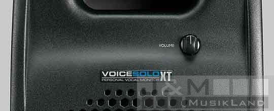 TC Helicon VSM-200p XT VoiceSolo Monitor