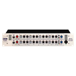 TL-Audio 5013 Ivory Dual-channel Tube Parametric EQ