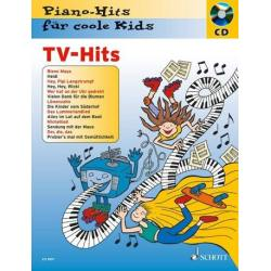TV-Hits für coole Kids (+CD)