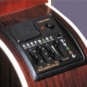 Takamine CT-4B Preamp