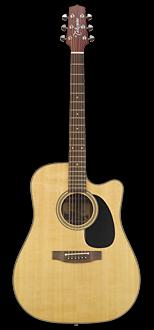 Takamine EF-340 SC Westerngitarre