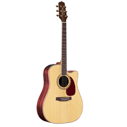 Takamine EF360SC Westerngitarre