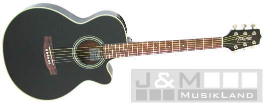 Takamine EG-260 C BK Westerngitarre