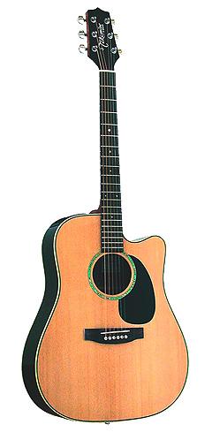 Takamine EG-330 SC Westerngitarre