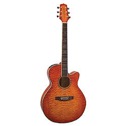 Takamine EG-404 C LTD Westerngitarre