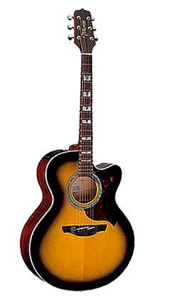 Takamine EG-523 SC-2TS Westerngitarre