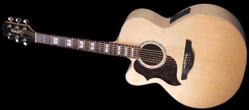Takamine EG-523 SCL Westerngitarre