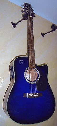 Takamine EG-530 SC blau Westerngitarre