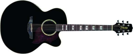 Takamine EG-543 SCB Westerngitarre