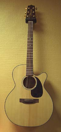 Takamine G-440 C Natur Westerngitarre
