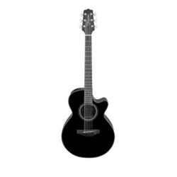 Takamine GF15CE Westerngitarre Black