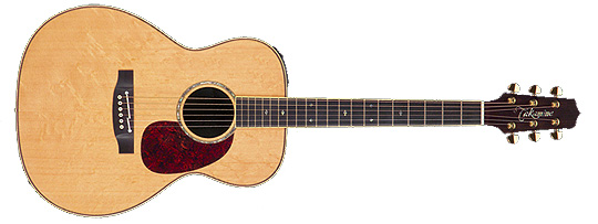 Takamine TNV-740 S Nashville Westerngitarre