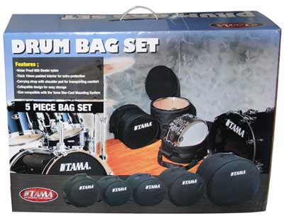 Tama DSB-52F Drum Bag Set