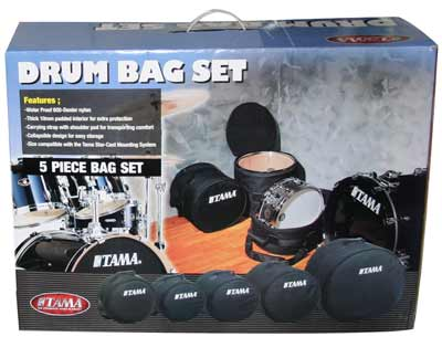 Tama DSB-52S Drum Bag Set