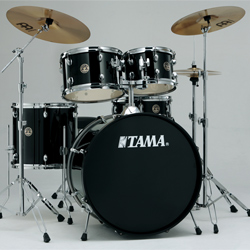 Tama RM50H6-BK Rhythm Mate Drumset Black