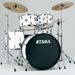 Tama RM50H6-WH Rhythm Mate Drumset White