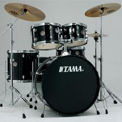 Tama RM50H6-BK Rhythm Mate Drumset