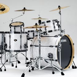 Tama Superstar EFX Hyper Drive SX52HXZBN SWP Showroom